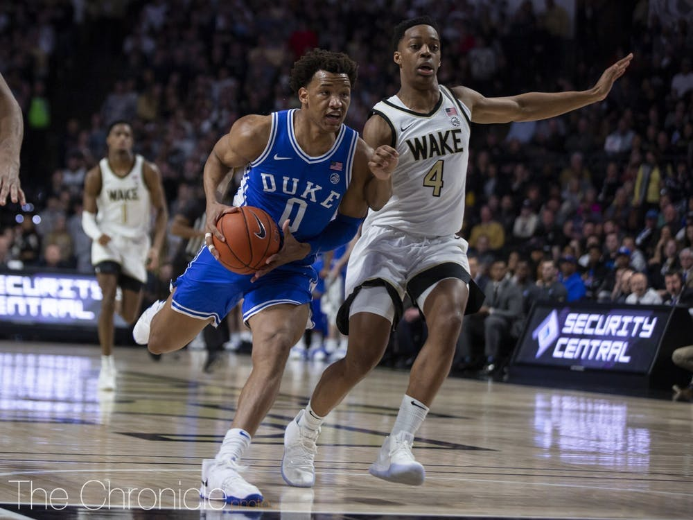 Wendell Moore Jr. is expected to take a major leap entering his sophomore campaign.