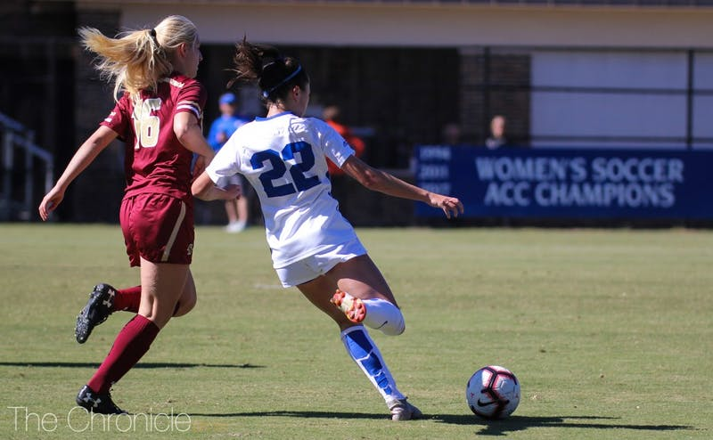 Duke closed out its season on the road Thursday.