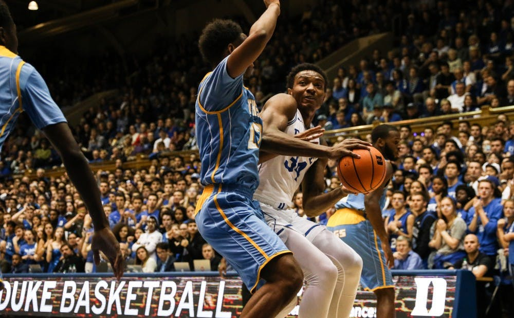 a3b085fadcac Duke men s basketball to host Furman Monday in PK80 tuneup - The ...