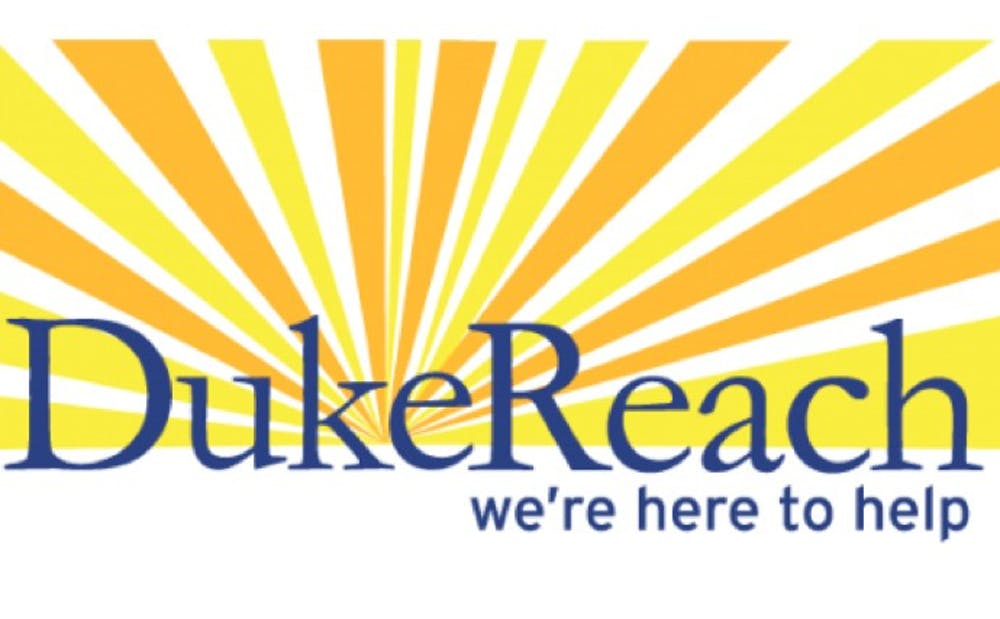 DukeReach invites students who have concerns about their peers to contact them so their providers can reach out and ensure that the student in question is receiving adequate support.