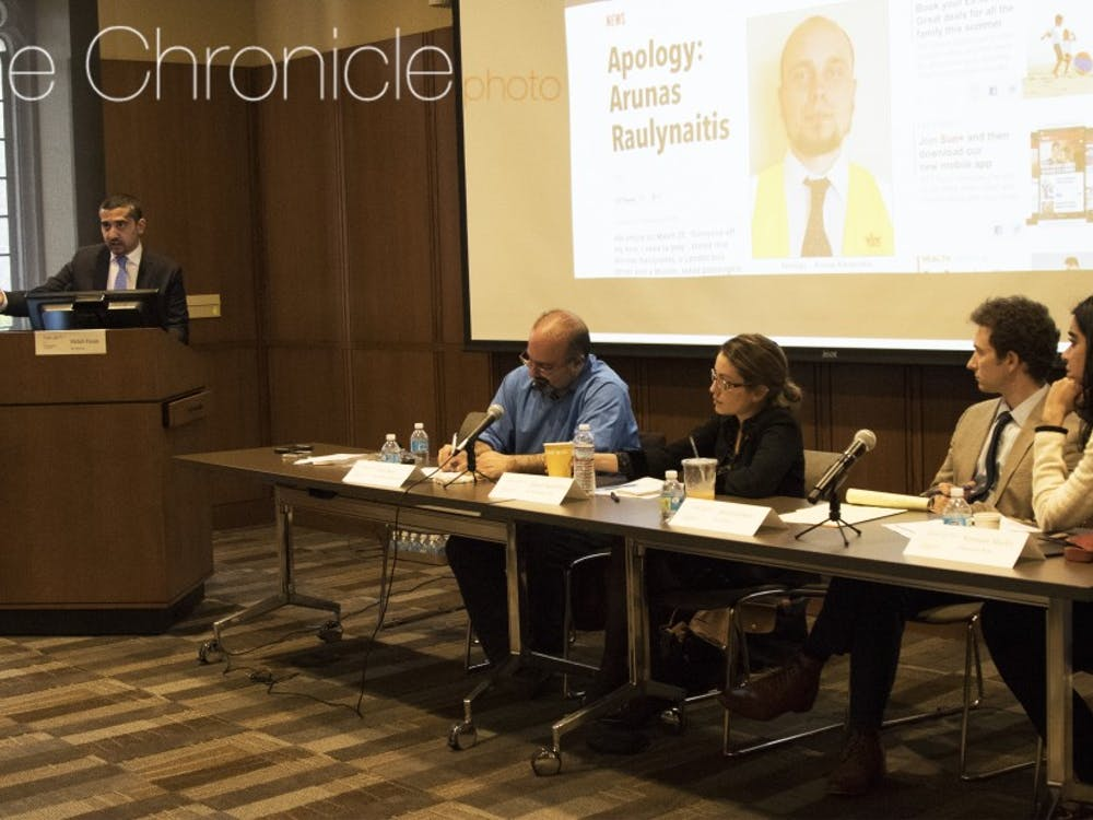 During the event, panelists said that more in-depth journalism about the everyday lives of Muslims is necessary to combat negative perceptions of Islam in the media.