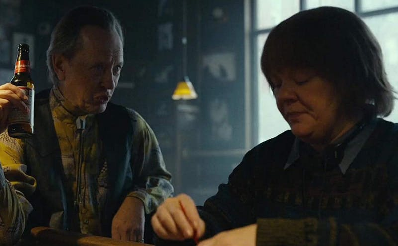 """Marielle Heller's """"Can You Ever Forgive Me?"""" follows unemployed biographer Lee Israel as she attempts to regain her former success."""