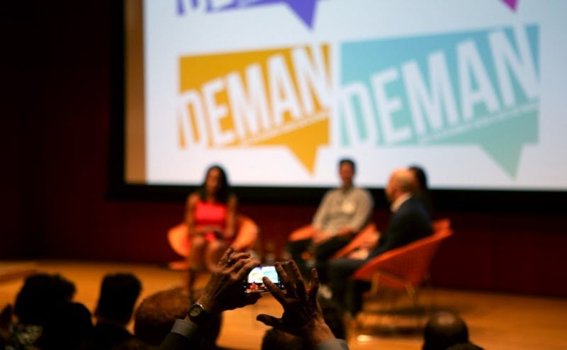 DEMAN Weekend on Nov. 2 and 3 will offer a host of new sessions, including one on how to find your first job in a creative industry.