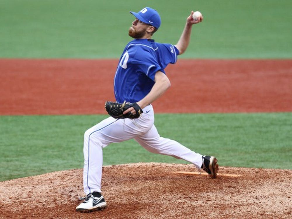 Right-hander Bailey Clark will take the mound for the Blue Devils Wednesday against the Pirates.