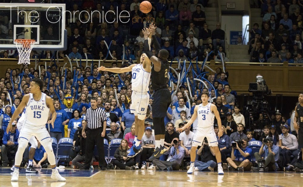 <p>Looking into the Blue Devils' defensive statistics reveals a few trends Duke will need to maintain and reverse heading into the final stretch of the season.&nbsp;</p>