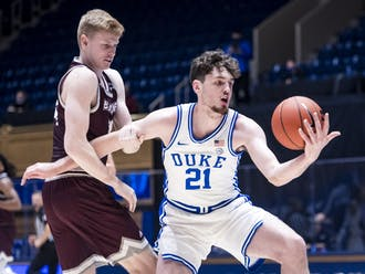 Matthew Hurt has been a rare bright spot in an otherwise disappointing season for the Blue Devils.