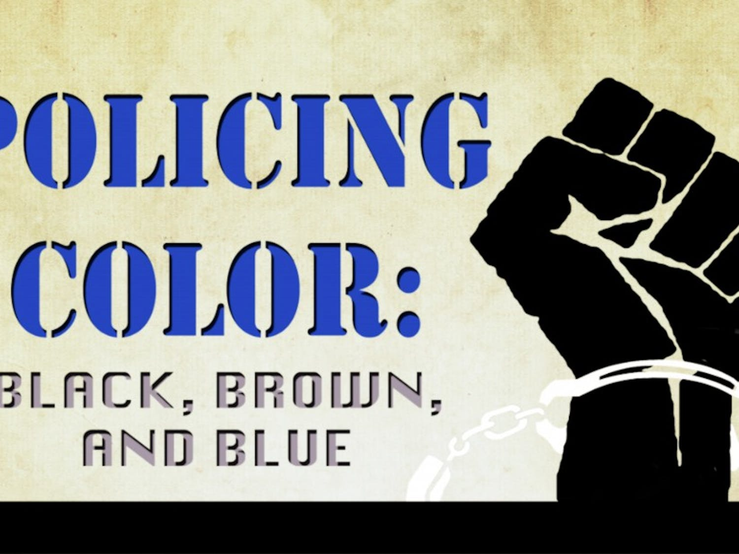 The forum broughttogether activists, scholars and experts to talk about racial disparities in law enforcement.