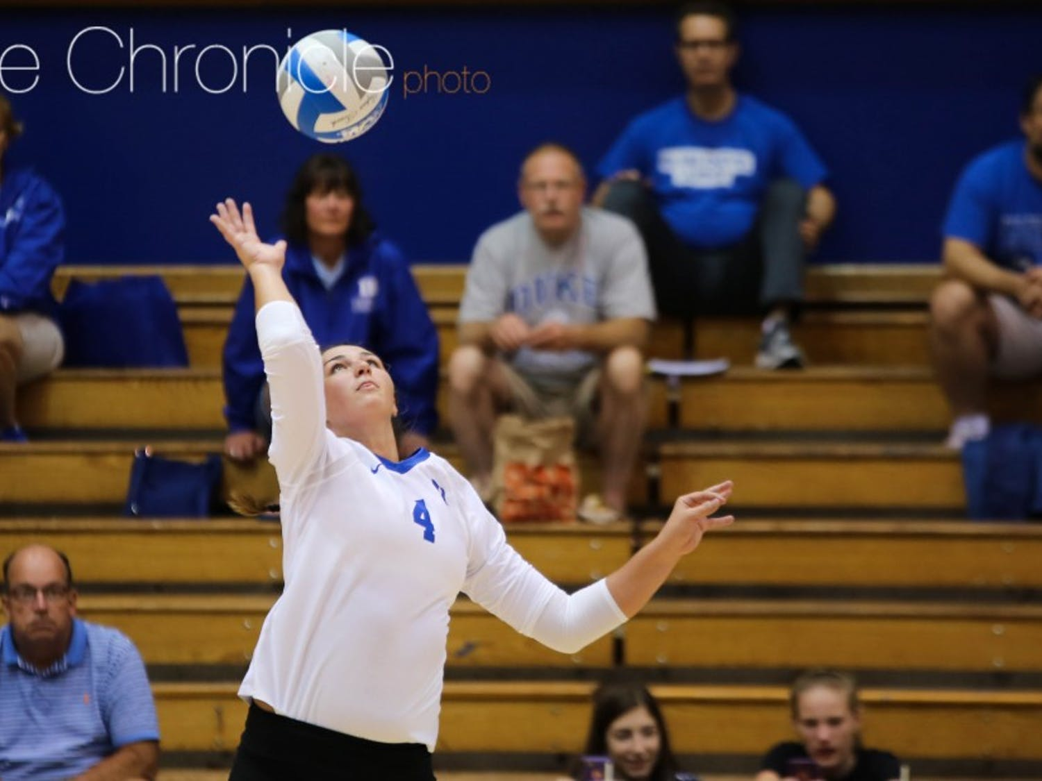 Freshman Jamie Stivers had a career-high 17 kills and 12 digs in Friday's loss at Long Beach State.