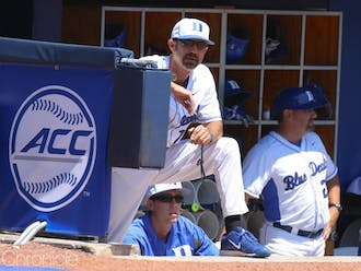 Chris Pollard has completely turned around Duke's baseball program since taking over as head coach in the summer of 2012.