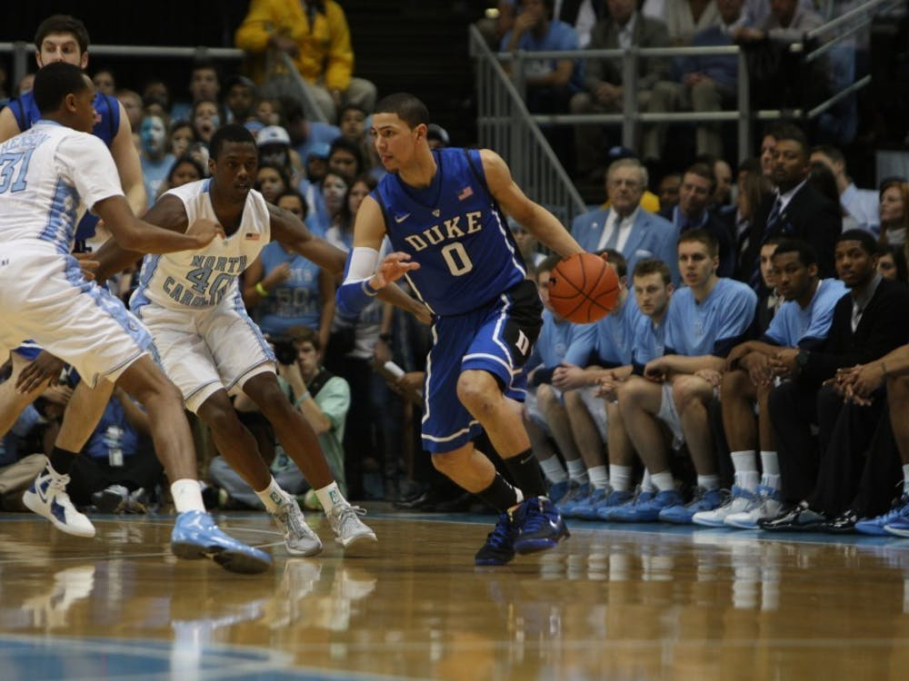 Austin Rivers is emerging as the player he was hyped up to be coming out of the draft.