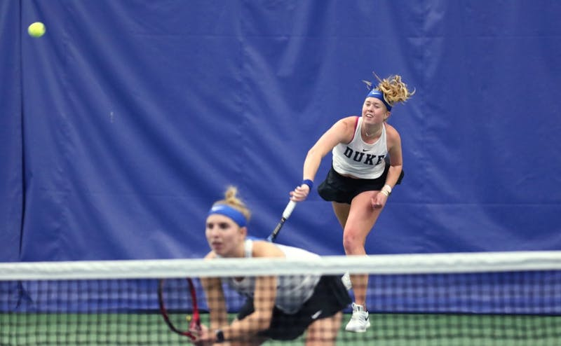 Kaitlyn McCarthy capped the Blue Devils' comeback against Miami.