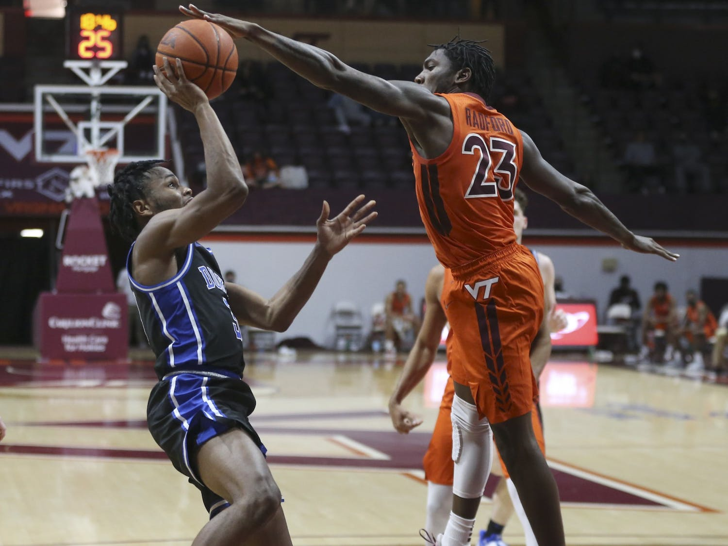 Tuesday's game against Virginia Tech was certainly not Duke's prettiest game in recent memory.