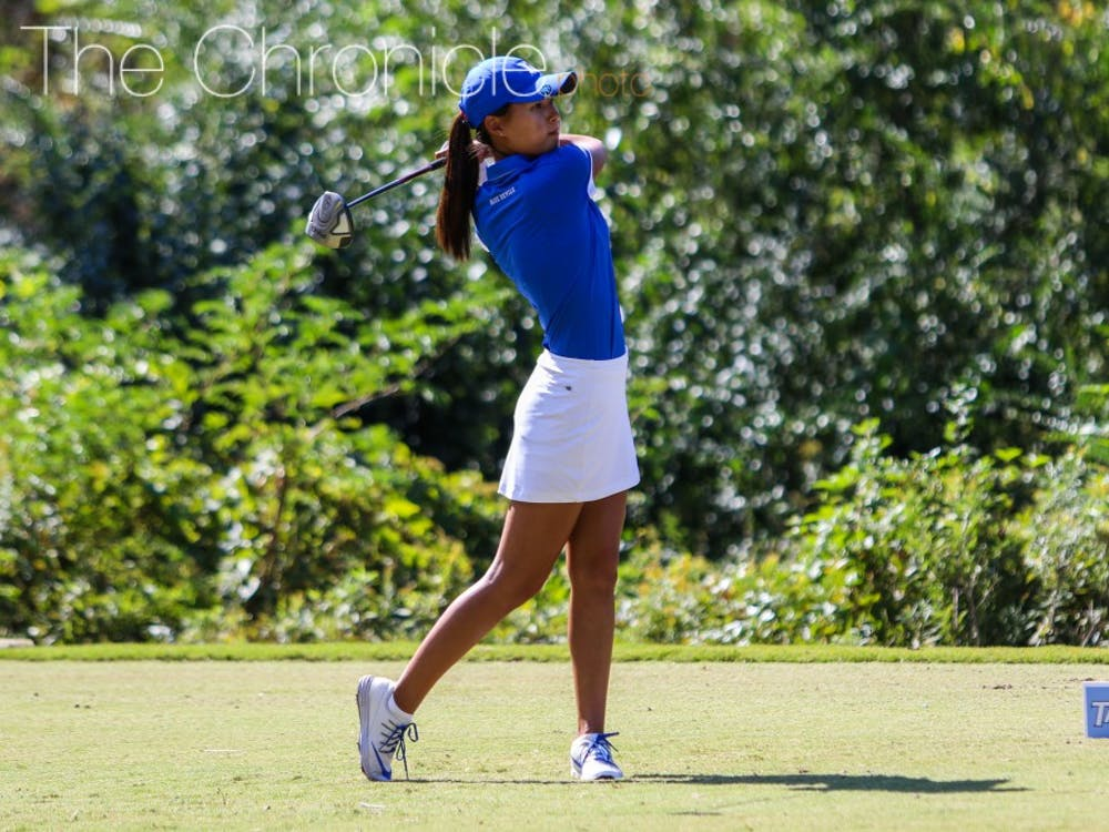 Sandy Choi and the Blue Devils should have their full lineup healthy and active this week.