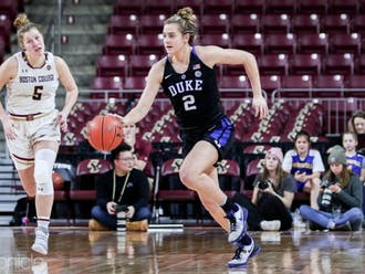 Haley Gorecki played a career-high 50 minutes Thursday.