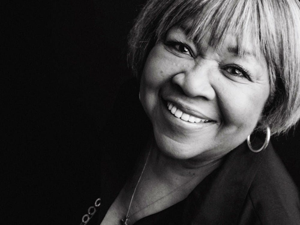 "The rhythm and blues artist Mavis Staples — a ""staple"" of American music — is set to perform at the historic Carolina Theatre Oct. 3."