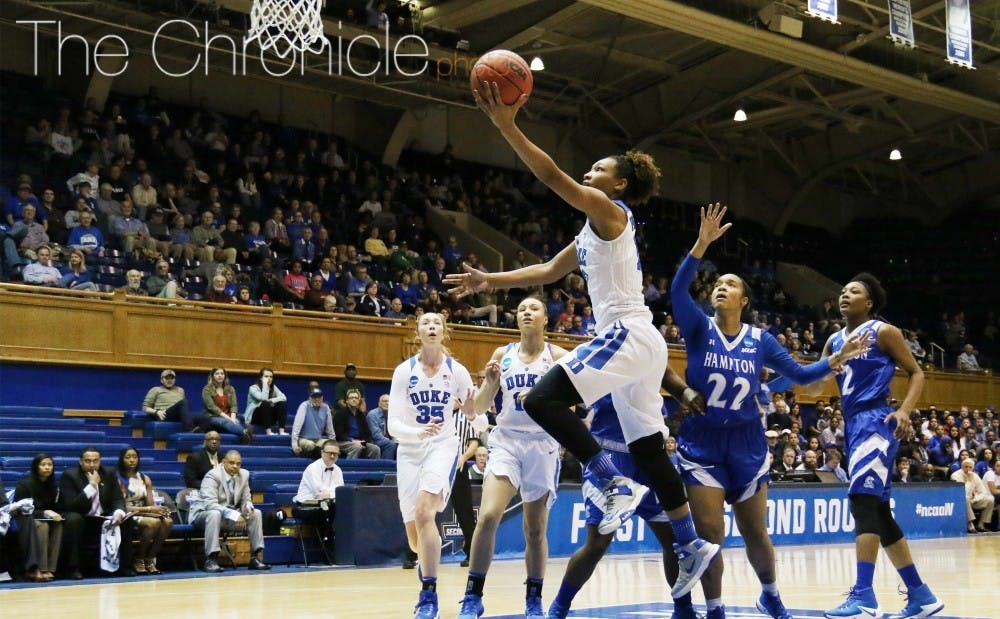 <p>Crystal Primm will transfer after struggling to earn big minutes on the wing in Duke's crowded backcourt.&nbsp;</p>