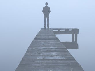 The Gray Man is a ghost who appears before devastating storms along the coast of the Carolinas.