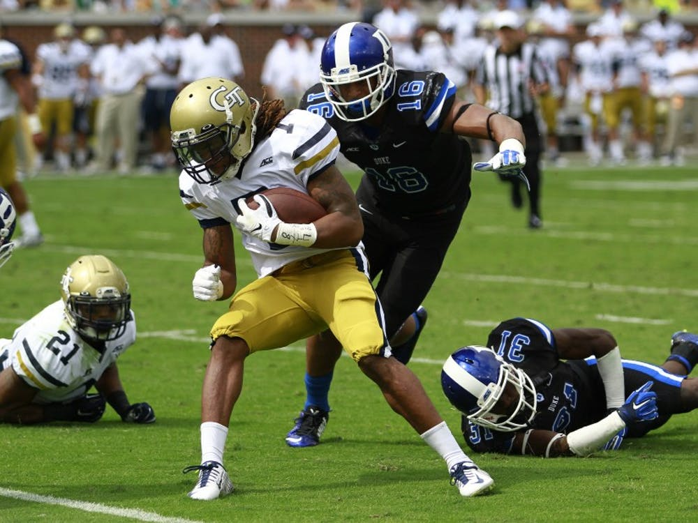 Redshirt senior safety Jeremy Cash passed on the NFL after last season, opting to return for a final year in Durham instead.
