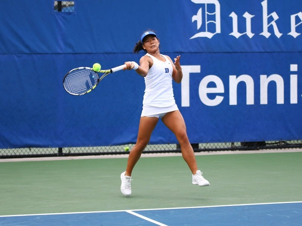 Jessica Ho is no longer on Duke's roster after a standout freshman season and has taken a leave of absence from the University, a team spokesperson said.