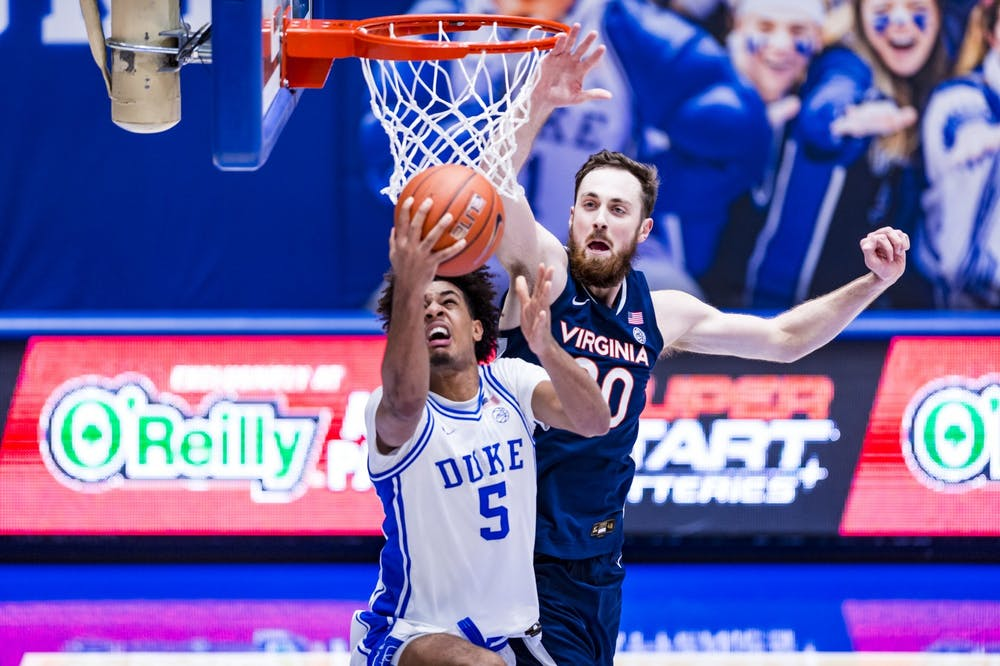 Brakefield's game-winning layup against Virginia Feb. 20 was perhaps the highlight of his season.