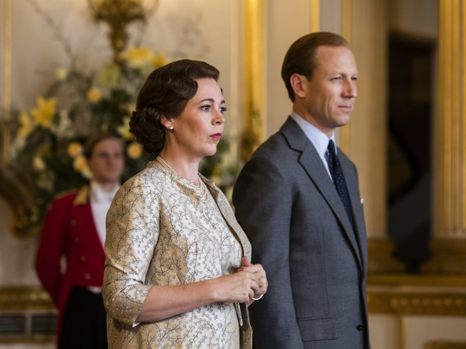 """Olivia Colman stars as Queen Elizabeth in the third season of Netflix's """"The Crown."""""""