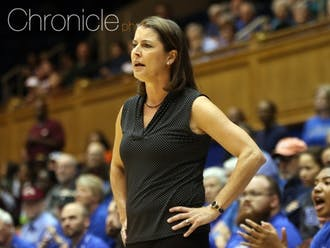 McCallie's resignation leaves an array of questions for the Duke women's basketball program.