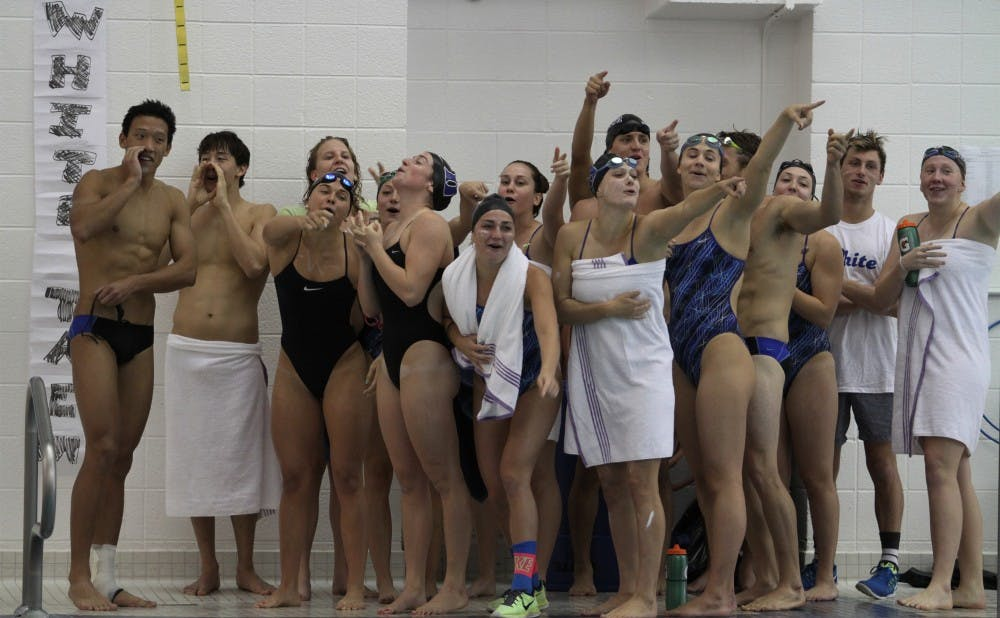 Duke kicked off its fall slate with the Blue-White Meet for the first time since 2011 this past weekend.