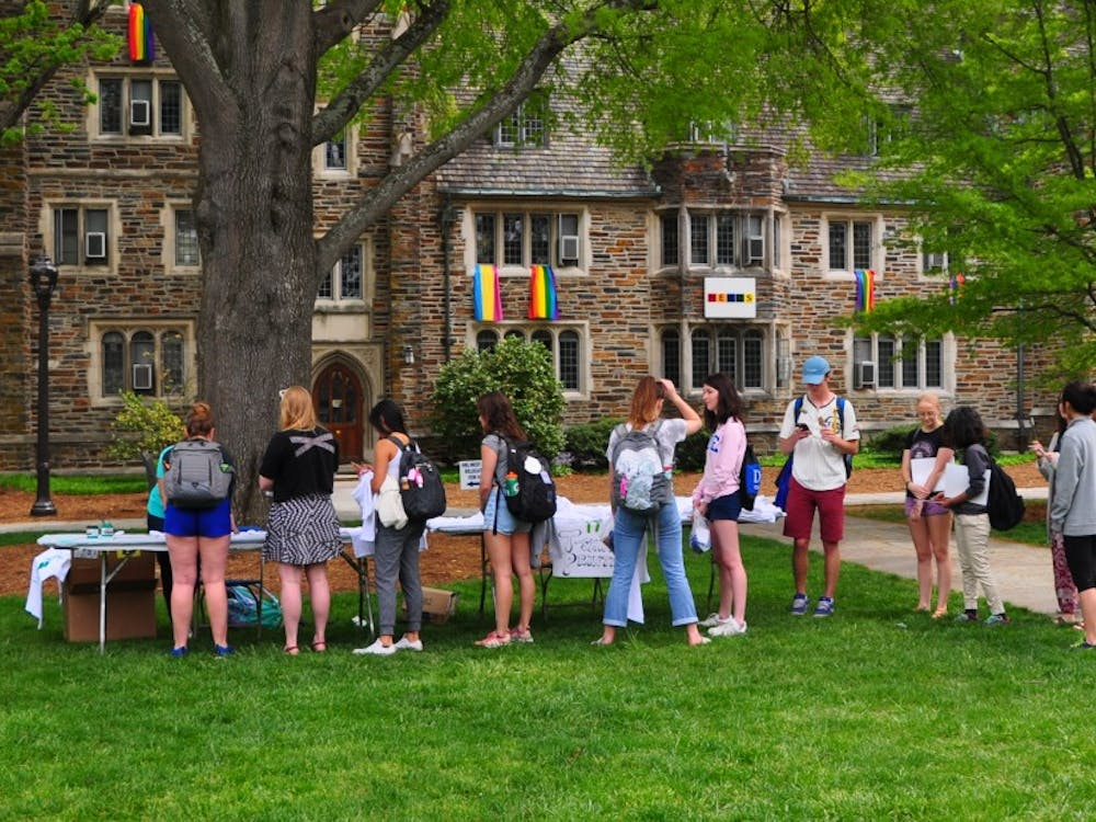 Photos from Earthfest 2018. The annual festival was held on Abele Quad on Earth Day, which was Sunday, April 22, 2018.
