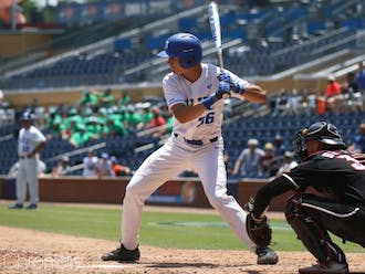 Joey Loperfido's versatility was on full display in the Blue Devils' Fall World Series.