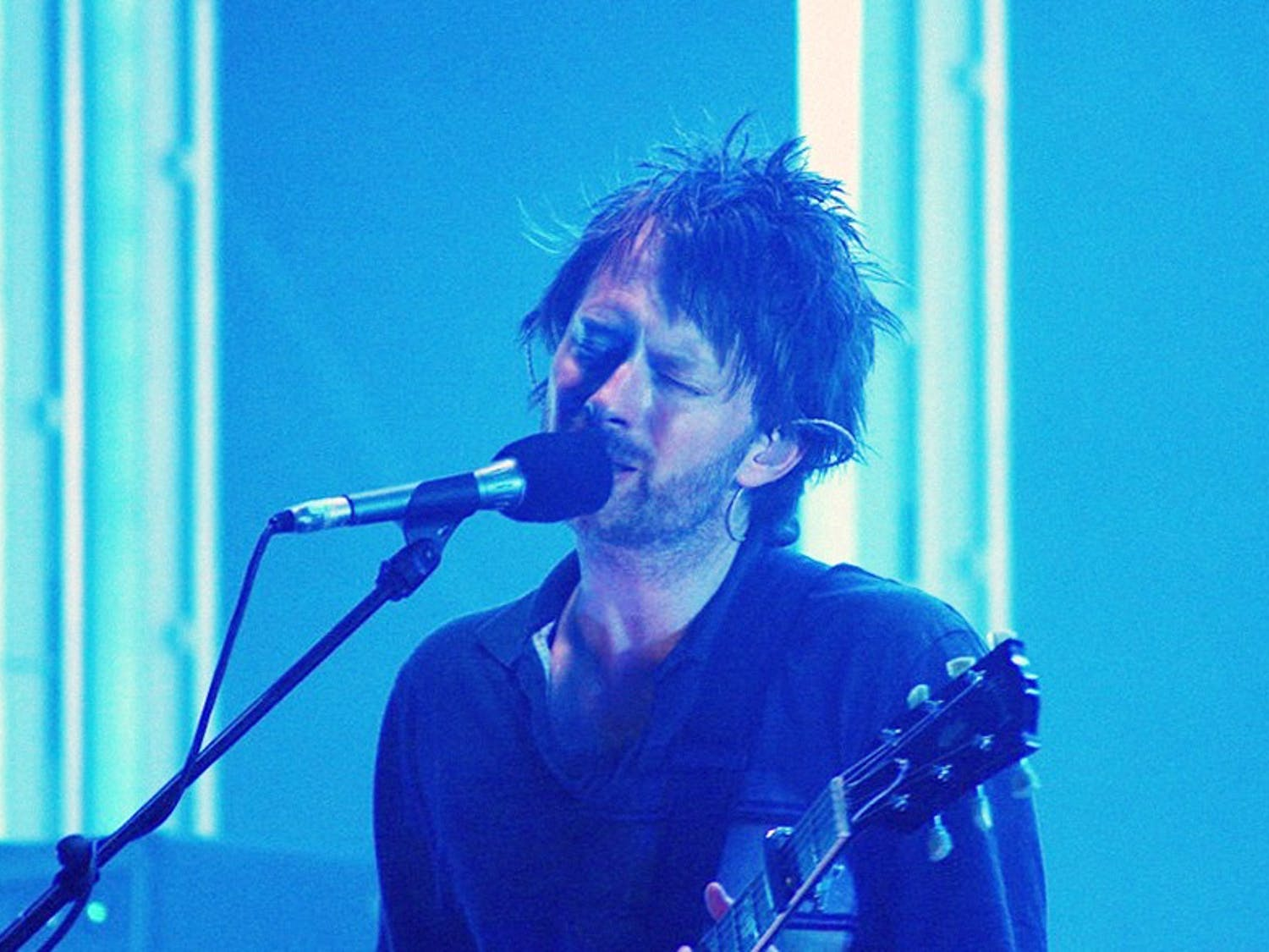 """Thom Yorke's new album """"Amina"""" is the most cohesive and satisfying record of his solo career."""