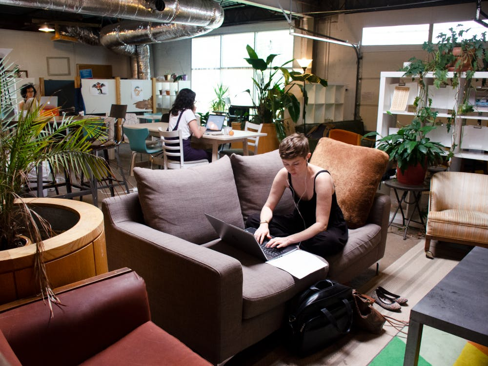 <p>Downtown Durham's The Mothership features an artist-run shop, a co-working space and an event space available for rent.</p>