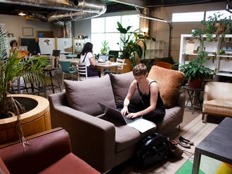 Downtown Durham's The Mothership features an artist-run shop, a co-working space and an event space available for rent.