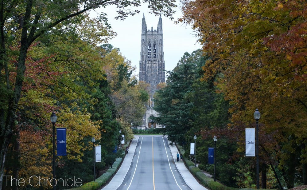 The Road To Higher Education With >> Duke Joins Higher Education Partnership To Combat Sexual Harassment