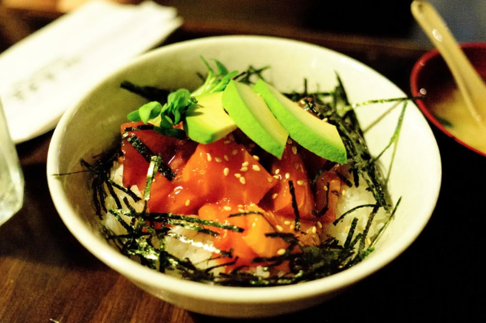 <p>Poke, a raw fish salad popular in Hawaii, will be one of the main features of a new Durham eatery.&nbsp;</p>