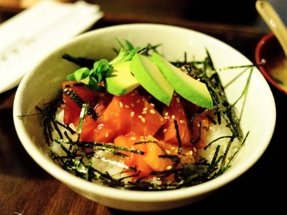 Poke, a raw fish salad popular in Hawaii, will be one of the main features of a new Durham eatery.