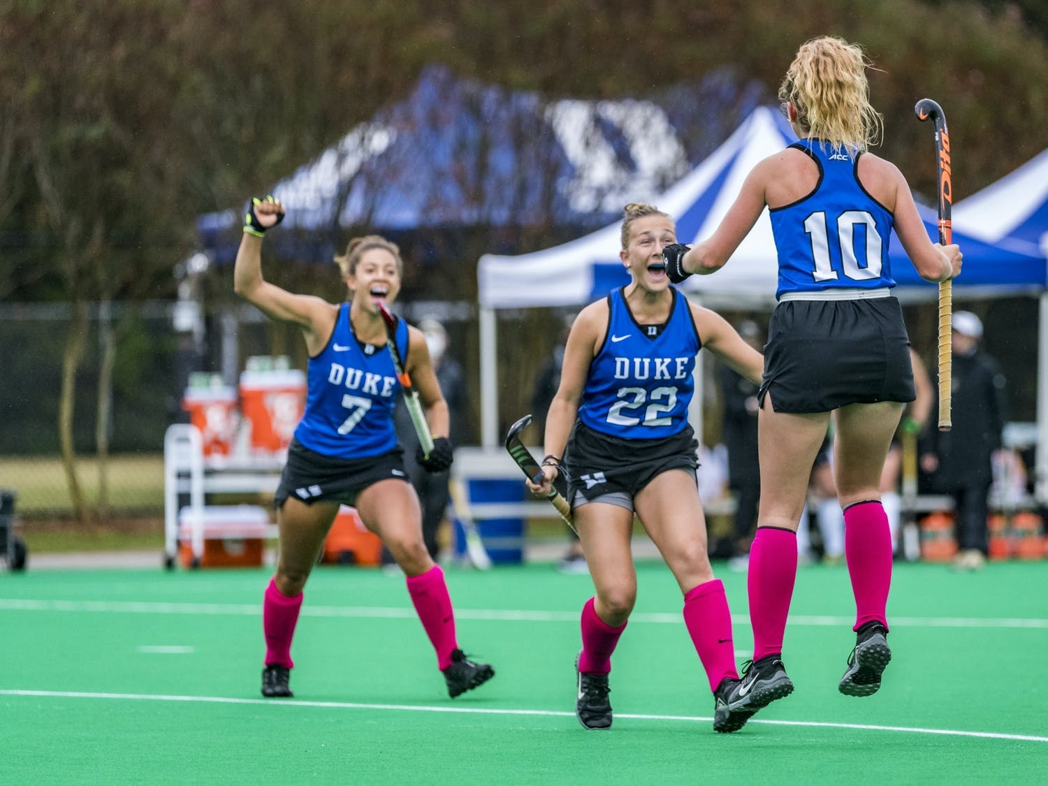 Duke has its first game Friday against Rutgers at 6 p.m.