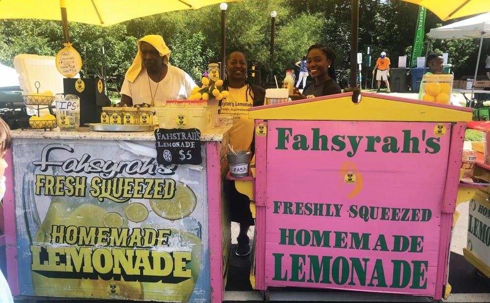 Fahsyrah's Homemade Lemonade balances sour and sweet without losing its simplicity.