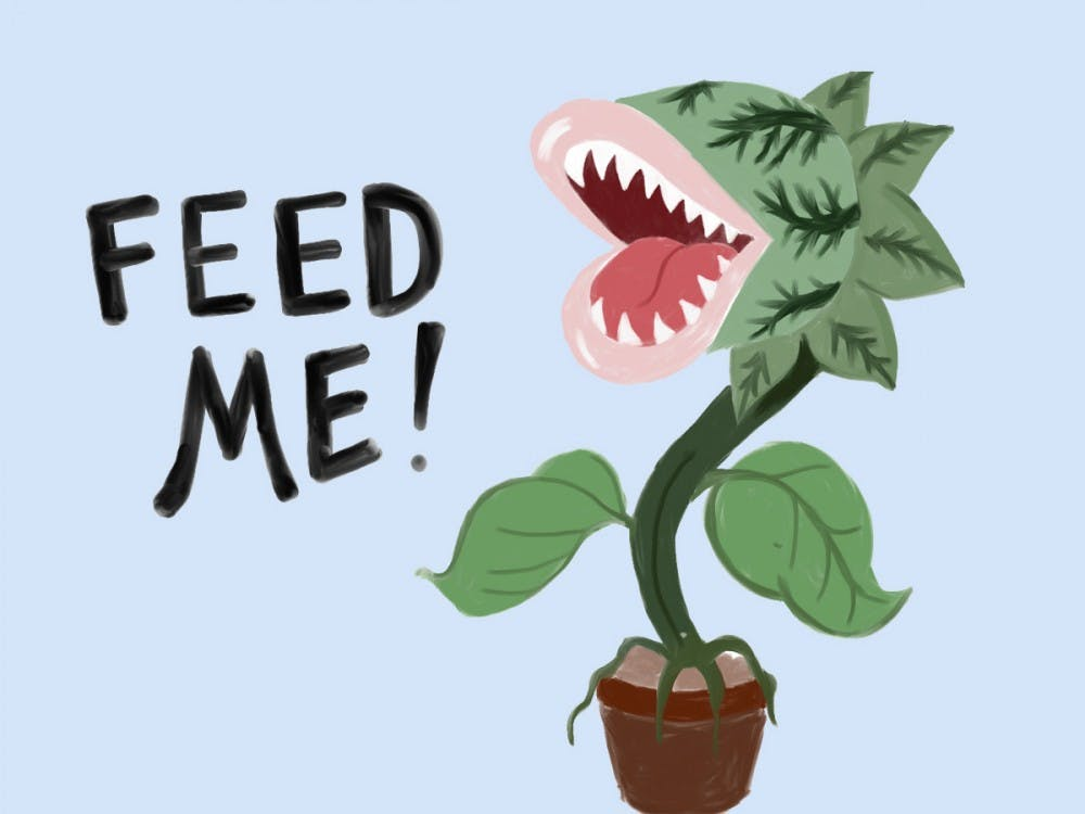"""Little Shop of Horrors"" is, at its core, an exploration of human nature."