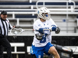 Robertson led Duke in points and goals in 2019 before tearing his ACL just prior to the start of the 2020 season.