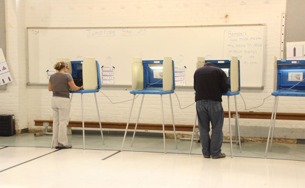 <p>Students will have the chance to vote early in the state's primary election March 3 to March 12 at the Freeman Center.</p>