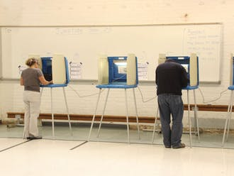 Students will have the chance to vote early in the state's primary election March 3 to March 12 at the Freeman Center.
