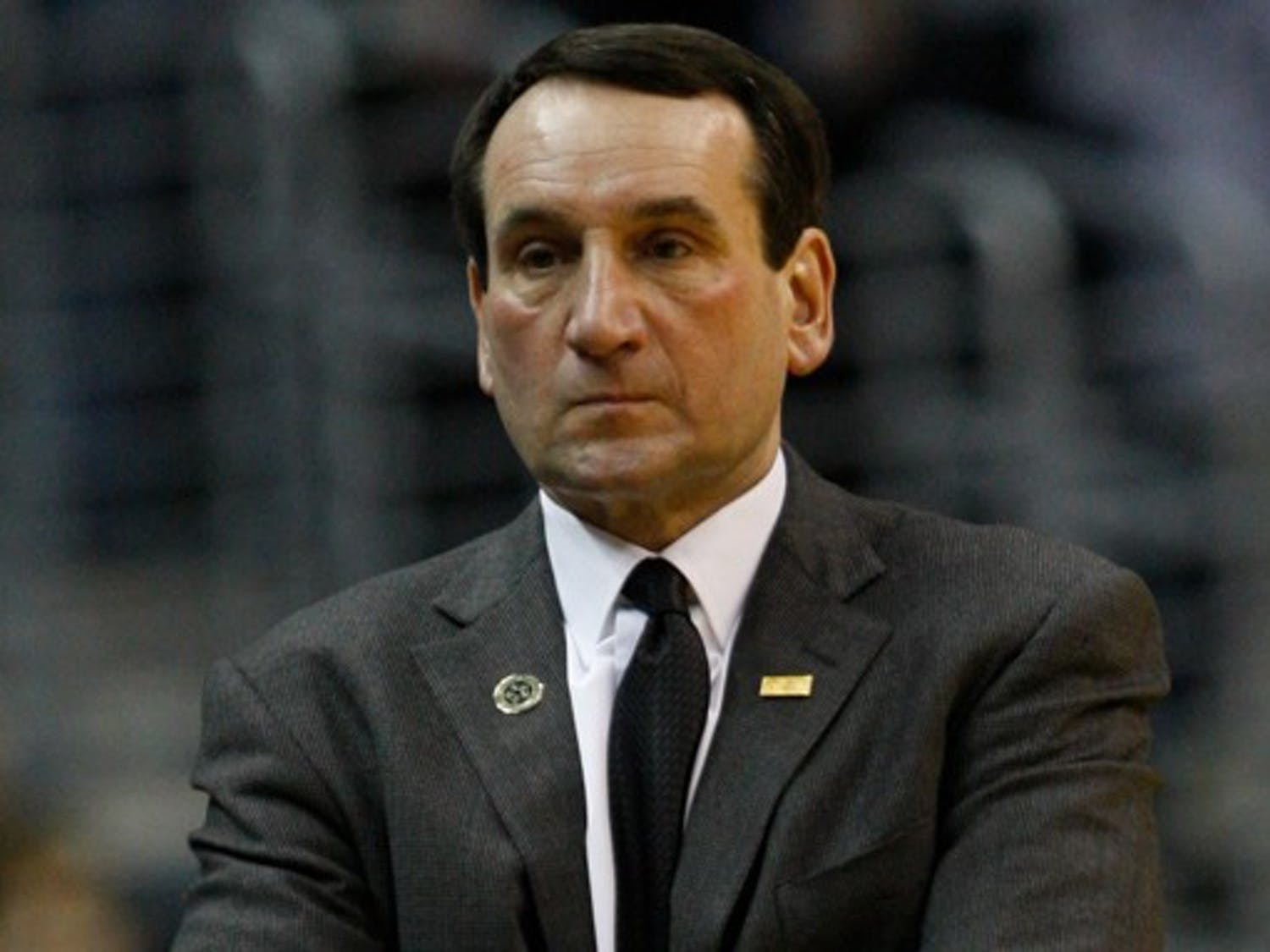 Coach K is just one of the many figures on campus that Ben Cohen has interacted with in the last four years.