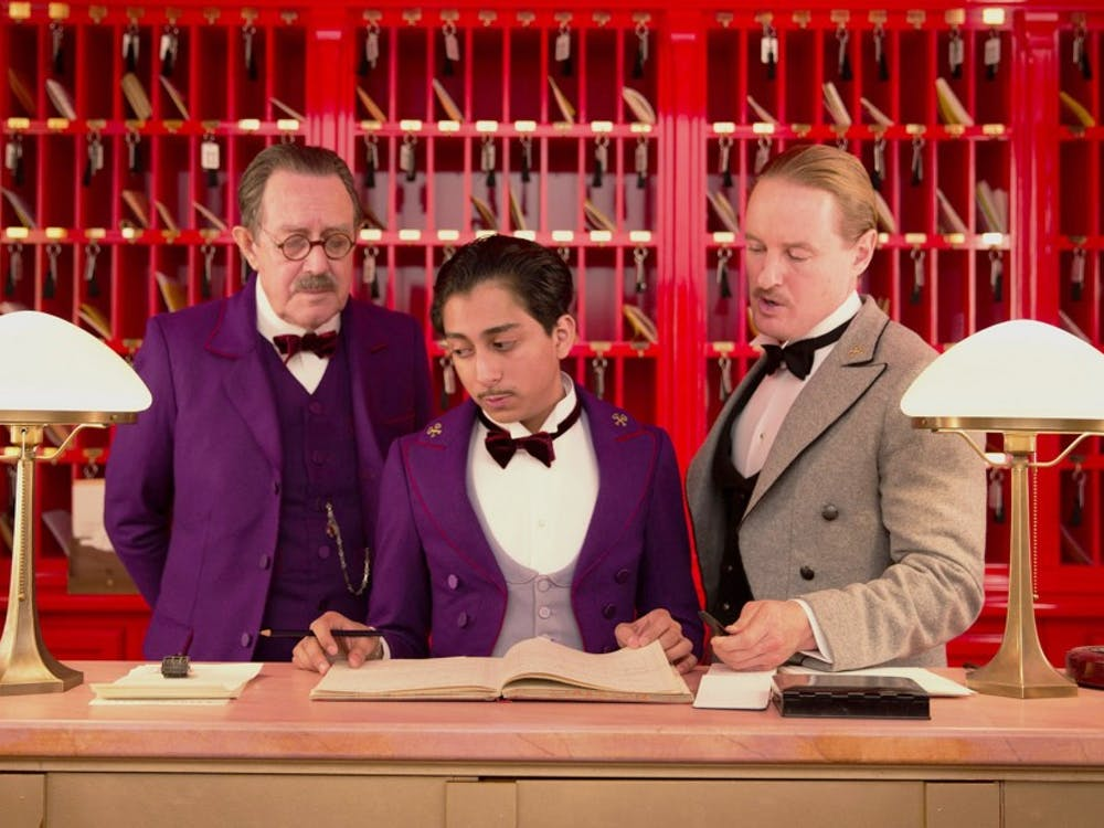 THE GRAND BUDAPEST HOTEL - 2014 FILM STILL - Photo Credit: Fox Searchlight