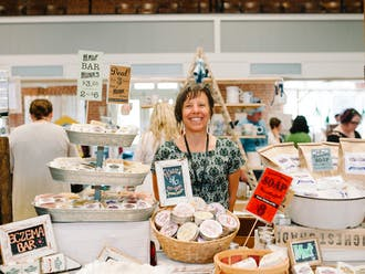 The Patchwork Market is facilitating a series of virtual auctions on the market's Instagram page to support local makers.