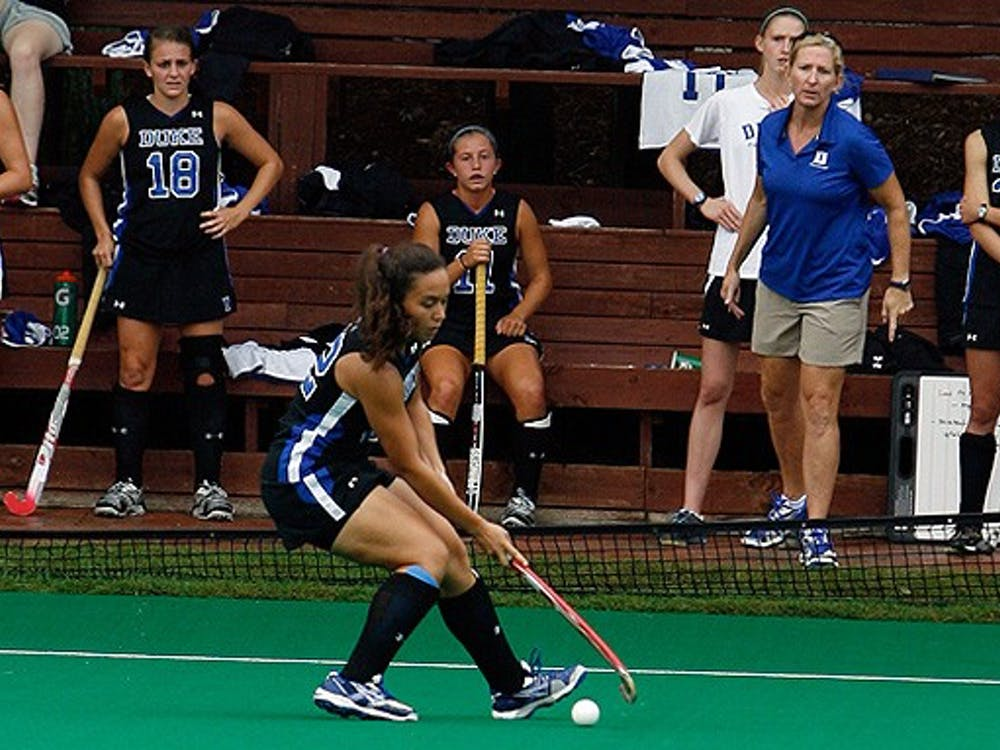 Sophomore Chelsea Gray had 14 points, 11 rebounds,13 assists and six steals in Duke's win over the Panthers.