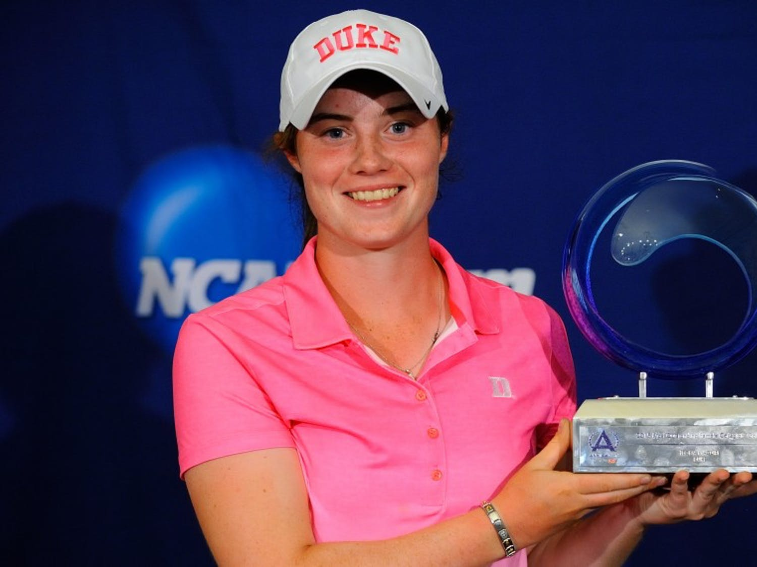 25 May 2015: Day four ended Monday with USC winning stroke play and Emma Talley of Alabama being crowned individual champion at the 2015 NCAA Women's Division I Golf Championships at  The Concession Golf Club in Bradenton, Florida.