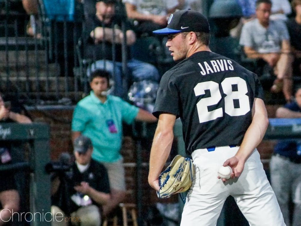 Junior pitcher Bryce Jarvis was named a D1Baseball second team preseason All-American this week.