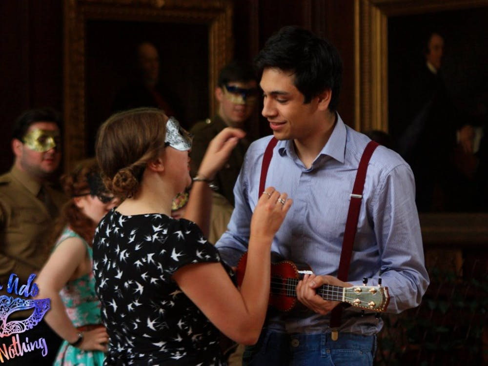 """The Castle Theatre Company hails form Durham, England and will perform Shakespeare's """"Much Ado About Nothing"""" at Duke and in Durham this Sept."""