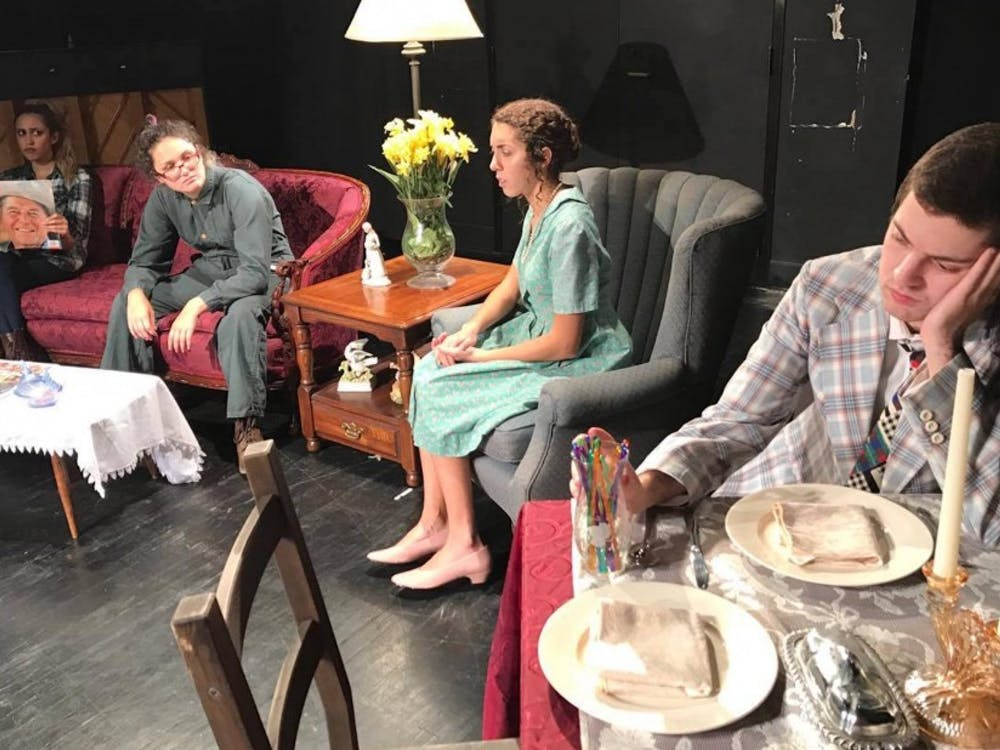 """The Duke Players kick off their fall season with """"For Whom the Southern Belle Tolls."""""""