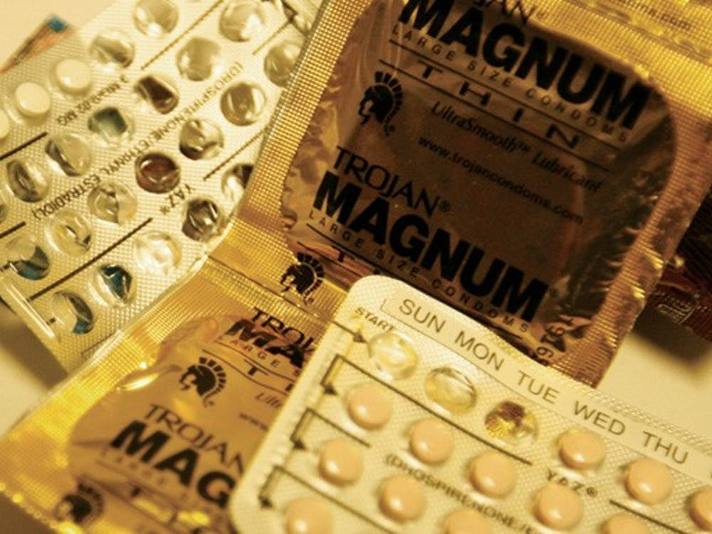 A Spring 2009 survey on Duke undergraduates found that 70 percent used a male condom the last time they had sex, and 46 percent used both a condom and another form of birth control.